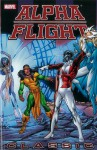 Alpha Flight Classic, Vol. 3 - John Byrne, Bill Mantlo, Mike Mignola