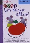 More Lets Sticker and Paste! - Shinobu Akaishi, Eno Sarris