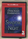 Shadow of Night by Deborah Harkness Unabridged MP3 CD Audiobook (All Souls Trilogy, Book 2) - Deborah Harkness, Jennifer Ikeda