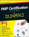 PMP Certification All-In-One Desk Reference For Dummies - Cynthia Stackpole Snyder