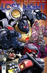 Transformers: Lost Light #14 - James Roberts, Brendan Cahill
