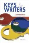 Keys for Writers with Bookmark - Ann Raimes