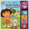 Nick Jr., Dora the Expolrer !Hola! Hello! Storybook and Talking Word Cards (Nick Jr. Dora the Explorer) - Reader's Digest Association