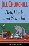 Bell, Book, and Scandal - Jill Churchill