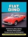 Fiat Dino - Road Test Portfolio - R.M. Clarke, Brooklands Books, Velocepress