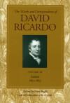 Letters July 1821-1823: Volume 9 - David Ricardo
