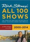 Rick Steves' Europe All 100 Shows DVD Boxed Set 2000�2014 - Rick Steves