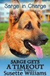 Sarge Gets a Timeout (Humorous chapter books for kindle ages 9-12) (Sarge In Charge) - Susette Williams