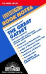 The Great Gatsby - Barron's book notes - Anthony S. Abbott