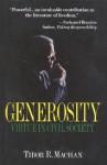 Generosity: Virtue in the Civil Society - Tibor R. Machan