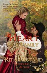Heart of a Family (Book One of the Brides of the West Series) - Rita Hestand