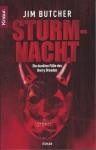 Sturmnacht (Die dunklen Fälle des Harry Dresden, #1) - Jim Butcher, Jürgen Langowski