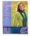 Crochet: Learn to Crochet Six Great Projects - Anne Akers Johnson