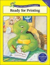 Ready for Printing - Kids Can Press, Sherill Chapman, Rosemarie Shannon