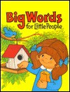 Big Words for Little People - Donna Lugg Pape