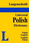 Langenscheidt Universal Dictionary Polish/English - Langenscheidt
