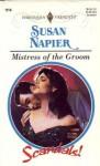Mistress of the Groom - Susan Napier