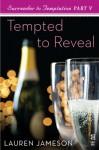 Surrender to Temptation Part V: Tempted to Reveal - Lauren Jameson