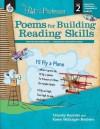 Poems for Building Reading Skills Grade 2 (The Poet and the Professor) (The Poet and the Professor Level 2) - Timothy V. Rasinski, M.A. Ed., Karen McGuigan Brothers