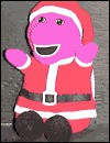 Barney's We Wish You a Merry Christmas! [With Plush] - Guy Davis