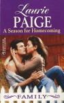 A Season for Homecoming - Laurie Paige