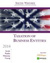 South-Western Federal Taxation 2014: Taxation of Business Entities, 17th ed. - James E. Smith, William A. Raabe, David M. Maloney