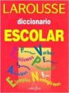 Diccionario Escolar - Inc Distribooks