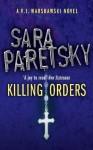 Killing Orders - Sara Paretsky