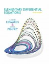 Elementary Differential Equations (6th Edition) - Charles Henry Edwards, David E. Penney