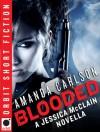 Blooded (Jessica McClain, #0.5) - Amanda Carlson