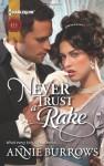 Never Trust a Rake - Annie Burrows
