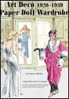 Art Deco Paper Doll Wardrobe: 1920-1939 - Norma Lu Meehan