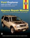 FORD EXPLORER & MERCURY MOUNTAINEER 2002-2003 (Hayne's Automotive Repair Manual) - Chilton Automotive Books, Alan Ahlstrand