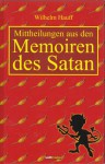 Mittheilungen Aus Den Memoiren Des Satan - Wilhelm Hauff