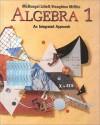Algebra 1: An Integrated Approach - John Benson, Sarah Dodge, Walter Dodge, Charles Hamberg