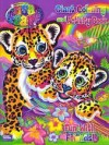 Lisa Frank Giant Coloring & Activity Book ~ Fun Wih Friends (Two Cheetah Cubs) - Modern Publishing