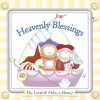 Heavenly Blessings: Baby's Book of Bible Blessing/Baby's Book of Bible Promises - Oriental Institute, David C. Cook, Jennifer E. Whyman
