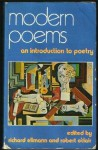 Modern Poems: An Introduction to Poetry - Richard Ellmann, Robert O'Clair