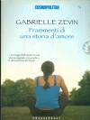 FRAMMENTI DI UNA STORIA D'AMORE - ZEVIN GABRIELLE