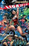 Liga de la Justicia 03 (Liga de la Justicia, #3) [Nuevo Universo DC] - Geoff Johns, Jim Lee