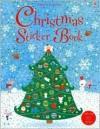 Christmas Sticker Book (Usborne Activities) - Lucy Bowman