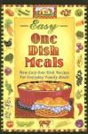 Easy One-Dish Meals - Barbara C. Jones