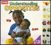 Understanding Opposites: A Tab Board Book - Playskool Books, Playskool Books