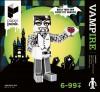 PAPER PUNK VAMPIRE/WEREWOLF: Build Your Own Paper Toy Vampire/Werewolf - Grace Hawthorne, Paper Punk