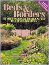 Beds & Borders: 40 Professional Designs for Do-It-Yourself - Home Planners Inc