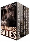 Billionaires And Babies: Billionaire Older Man Younger Woman BBW Box Set (Fertile For Him Book 8) - Meg Watson
