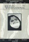 Fiction International 19.1: Third World Women Writers - Harold Jaffe, Larry McCaffery