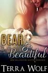 Bear & Beautiful: A BBW Billionaire Shifter Romance (Bears & Beauties) - Terra Wolf, Mercy May