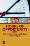 Hours of Opportunity: The Power of Data to Improve After-School Programs Citywide - Jennifer Sloan McCombs, Nate Orr, Susan J. Bodilly, Scott Naftel, Louay Constant