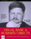 Professional Visual Basic 6.0 Business Objects - Rockford Lhotka